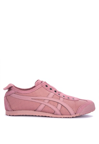 Onitsuka Tiger pink Mexico 66 Slip-On Sneakers B9306SHF950F92GS_1