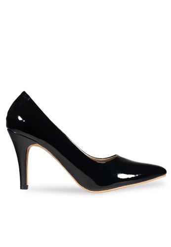 CLAYMORE black High Heels MZ - 09 Black CL635SH12MYPID_1