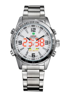 Ana-Digi LED Watch WH1009-2C