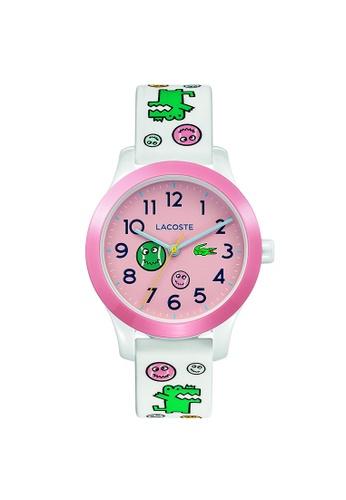 Lacoste pink Lacoste 12.12 Kids Kid's Watch (2030031) 4C032KCF5A99B0GS_1