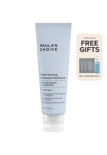 Paula's Choice blue Water Infusing Electrolyte Moisturizer 617E3BE5489CABGS_1