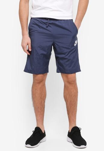 Nike blue Men's Nike Sportswear Shorts 027C4AA86EC817GS_1