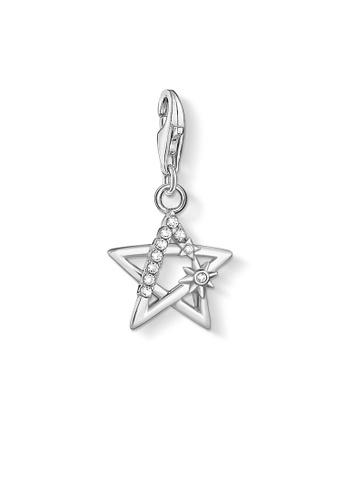 "THOMAS SABO silver Charm Pendant ""Star"" 25741AC14AC729GS_1"