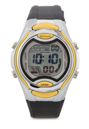 esprit門市地址中性糖果色電子錶, 錶類, 其它錶帶