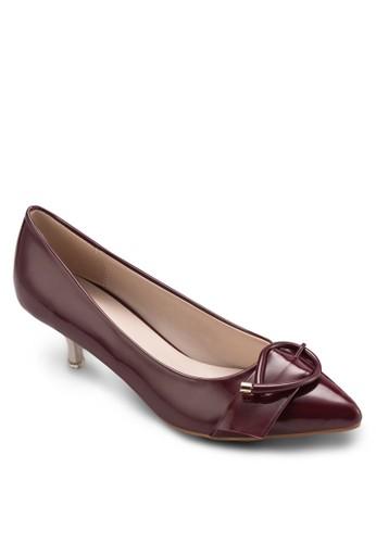 esprit 兼職Agnes Kitten Heels, 女鞋, 厚底高跟鞋
