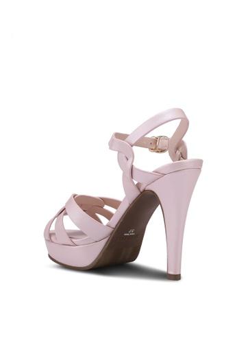 6aa4dadb6c54 Buy prettyFIT Platform High Heel Sandals Online on ZALORA Singapore
