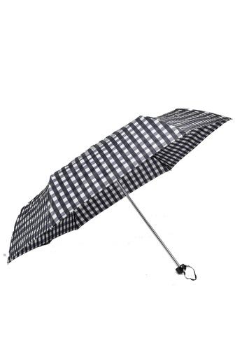 H&M black and multi Printed Umbrella 9851FACE4A51A9GS_1