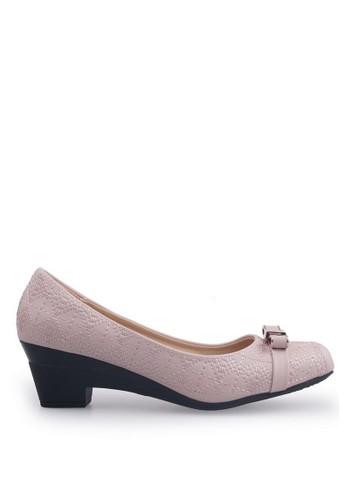 INSIDE pink Inside Heels Brittany Pink IN074SH84MUHID_1