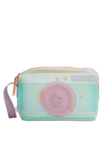 MANGO KIDS purple Camera Bag B541EKCD95423BGS_1