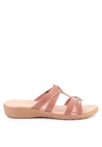 CARVIL Pink Carvil Sandal Paula L 0095DSHACE1CA1GS 1