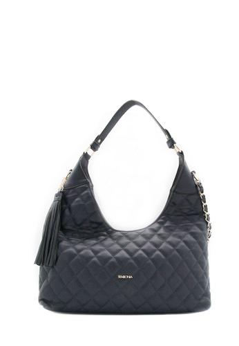 SEMBONIA blue SEMBONIA Synthetic Leather Hobo Bag (Blue) SE598AC0S84WMY_1