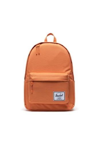 Herschel orange Herschel Unisex Classic XL Backpack Papaya - 30L AEE70AC779BD38GS_1