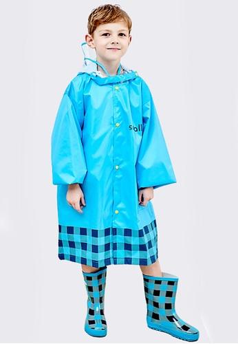Twenty Eight Shoes blue VANSA Fashion Cartoon Raincoat VCK-R201868 4271BKAECA90B0GS_1