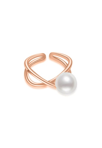 Pearly Lustre Pearly Lustre New Yorker Freshwater Pearl Ring WR00058 6F313AC93DFB66GS_1