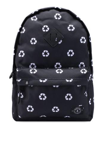Parkland black Meadow Backpack B037DAC518C436GS_1