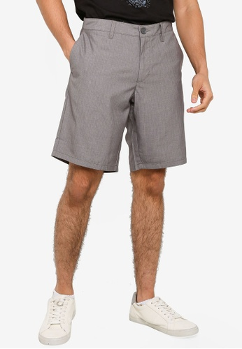 Only & Sons grey Mark Shorts 4E0A5AA8C5AD78GS_1