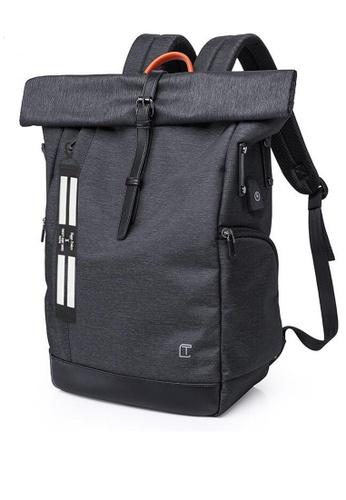 Twenty Eight Shoes black Fashionable Laptop Backpack T712 DF4F3AC02948CBGS_1