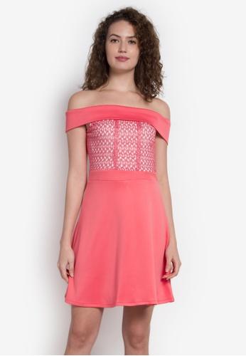 F.101 pink Emraz Dress F1525AA0KL9UPH_1