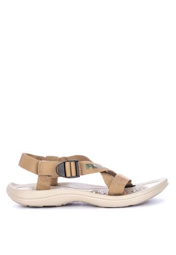 Krooberg green Roam S2 Sandals E4AFBSH61E4964GS_1