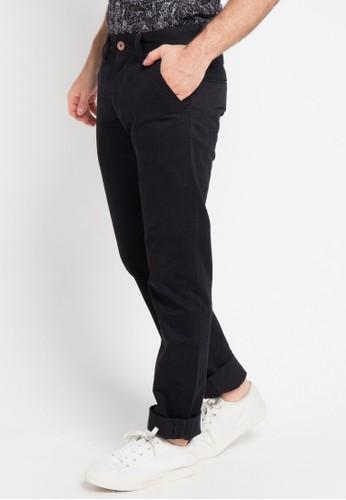 Lois Jeans black Long Pant Twill LO391AA0VPBXID_1