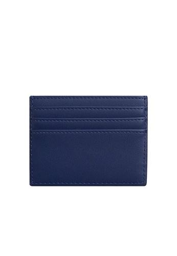 Knocks blue Basic Cardholder Blue 3A6AEAC103C961GS_1