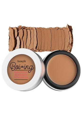 Benefit brown Boi-ing Industrial Strength Concealer - Shade 05 C4E5EBE15EF4EAGS_1