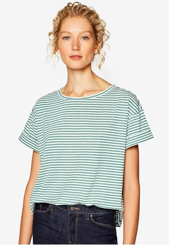 ESPRIT green Short Sleeve T-Shirt 4248DAA49832DCGS_1