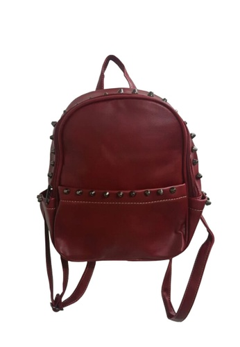 TCWK red Ladies Backpack TC258AC67RZWMY_1