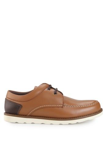 Pakalolo Boots brown Casual Lace Up PA409SH0UXAJID_1