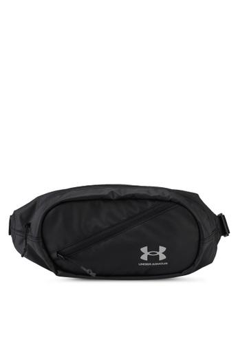 Under Armour black L4L Waist Bag FC542ACFD10C90GS_1