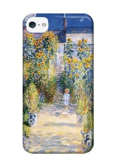 Artists Garden Matte Hard Case for iPhone 4,4s