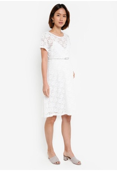 ca3004a11ed 40% OFF Pietro Brunelli Milano Rodano Lace Maternity Dress HK  769.00 NOW  HK  461.40 Sizes XS S M