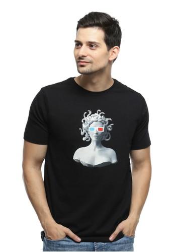 Tendencies black Tendencies Tshirt 3D MEDUSA B53EEAAC436903GS_1