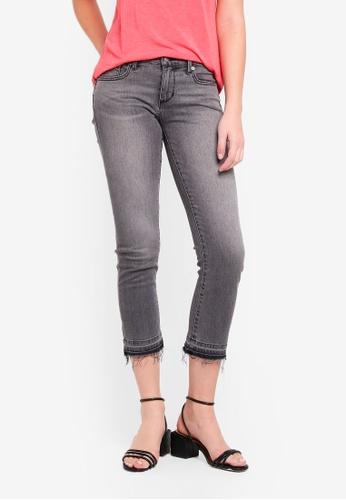 Banana Republic black Girlfriend Cropped Lara Jeans FDD16AA2A60E11GS_1