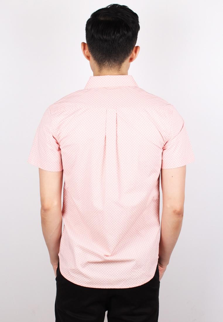 Design Short Patterned Pink Moley Shirt Sleeve ZYACnqrfZ