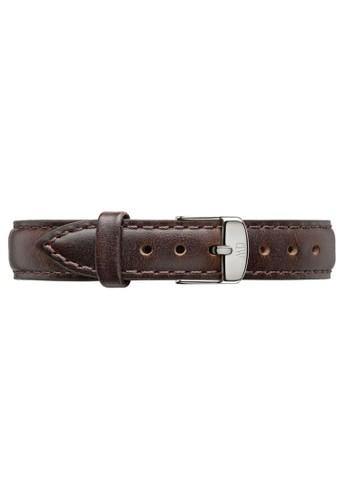 Classy Bristol-Strap Silver esprit 旺角13mm, 錶類, 皮革錶帶
