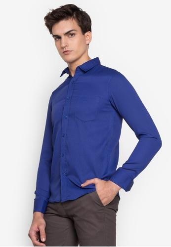 Lifestyle by Attitudes navy Nixon Shirt 0B4CDAAB40C276GS_1