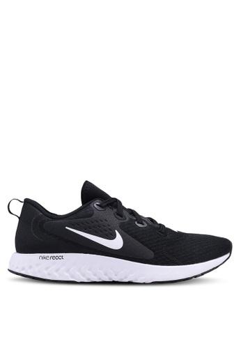 Nike black Nike Legend React Shoes 8AAD1SH0C26D66GS_1