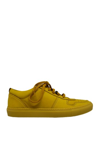 Antony Morato yellow Sneaker Low 5DB3ASH321216AGS_1