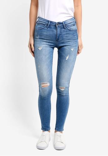 Calvin Klein multi A-Sculp Skinny-LMDST Jeans - Calvin Klein Jeans 5DA08AA39F0432GS_1
