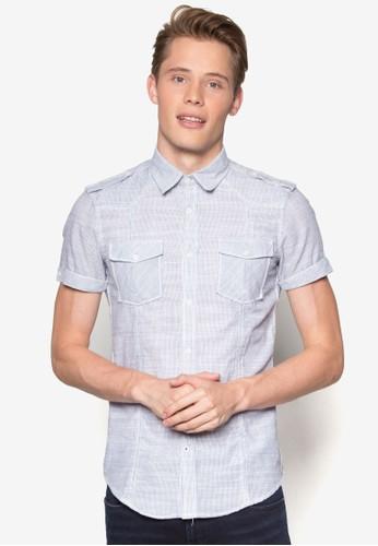 Linen Touch Shirt, esprit童裝門市服飾, 服飾
