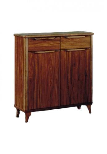 Choice Furniture brown Choice Furniture - Shel Shoe Cabinet 454F5HL16D7B78GS_1
