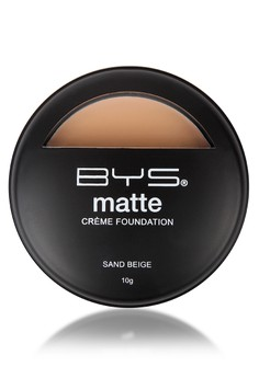 Matte Creme Foundation