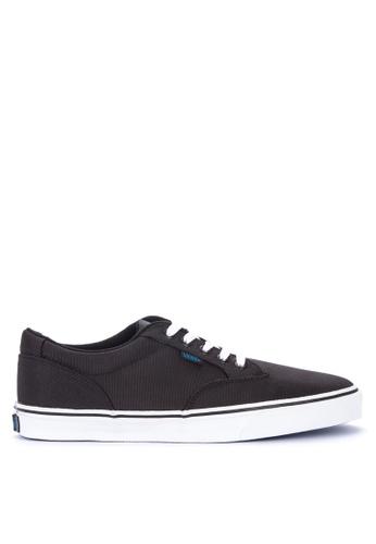 Vans black Ballistic Winston Sneakers FE980SH747B038GS_1