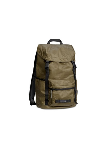 Timbuk2 green Launch Pack 7EF6EAC6F72EE2GS_1