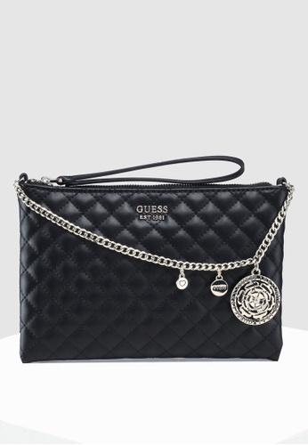 Buy Guess Spring Fever Top Zip Crossbody Bag Online on ZALORA Singapore