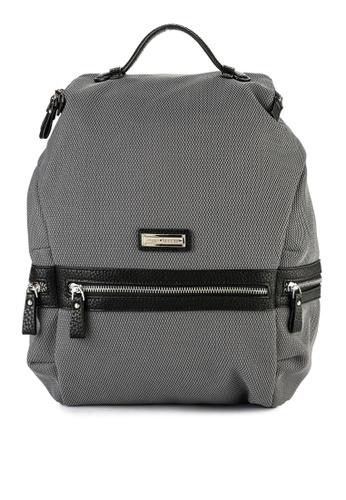 Hush Puppies grey Hush Puppies Men's Brett - Backpack ( Grey ) 35AF1ACCF63905GS_1