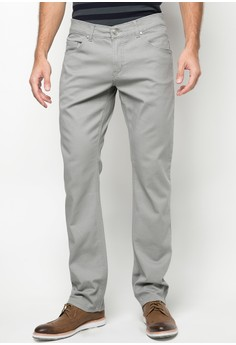 Basic Five Pocket Pants