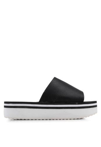 Rubi 黑色 Havana Flatform Sandals 1EE98SH04F7460GS_1