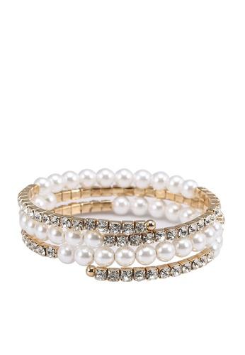 ALDO white Basslet Bracelet FCF1FAC2FC7FABGS_1